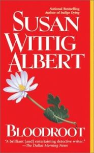 Bloodroot (China Bayles Mystery) by Albert, Susan Wittig Book The Cheap Fast