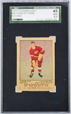 1951 Parkhurst Gordie Howe RC Rookie Card SGC 45 VG+ 3.5