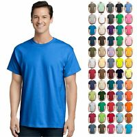 NEW Casual Blank  HQ every day T shirt Gildan Ultra Cotton Adult Tee G2000 S-5XL