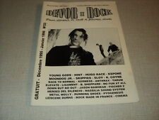 DEVOR-ROCK 23 (12/95) YOUNG DOGS HINT HUGO RACE KEPONE MOONDOG JR SKIPPIES SLOY