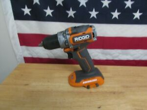 RIDGID 18V Lithium-Ion Brushless Cordless SubCompact 1/2 in. Drill/Driver R8701B