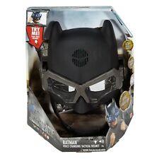 DC Justice League Batman Voice Changing Tactical Helmet Action Figure Comics
