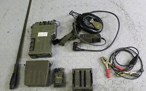 RV-2/400 transceiver VHF + accessori vintage da collezione!