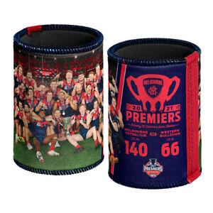 AFL Melbourne Demons Premiers 2021 Team Photo Stubby Holder Can Cooler PRE SALE