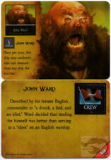 Wizkids Pirates Pocketmodel - John Ward (Crew) PofBC 046 C
