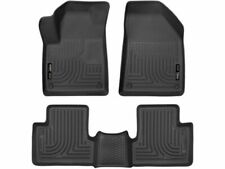 For 2015-2019 Jeep Cherokee Floor Mat Set Front and Rear Husky 32172KM 2016 2017