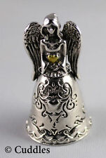 Loving Angel Bell Ring Sound Wings Charm Blessings Heaven Heart New