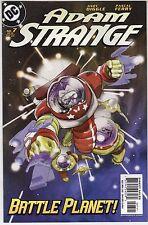 fumetto DC THE OF ADAM STRANGE AMERICANO NUMERO 7