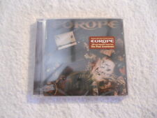 "Europe ""Bag of Bones"" 2012 cd Ear Music  New Sealed"