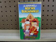 VHS Video Tape The Adventures of Rocky & Bullwinkle Canadian Gothic Vol. 6