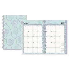 Blue Sky Rue Du Flore Weekly/Monthly Wirebound Planner - 101603