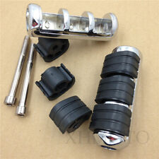 Motorcycle Front Foot Pegs for SUZUKI Intruder 1400 Boulevard S83 Marauder 800