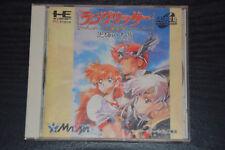Langrisser PC ENGINE CD ROM 2 HE SYSTEM  JAPAN  JAPANESE JAPONAIS