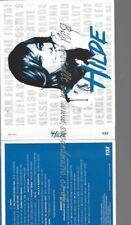 CD--VARIOUS UND HILDEGARD KNEF--FÜR HILDE -DELUXE