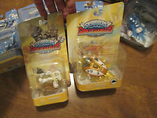 Skylanders SuperChargers LIGHT Astroblast + Sun Runner SKY LOT SET COMPLETE RARE