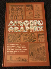 Autobiographix 1, Hardcover by Dark Horse Comics