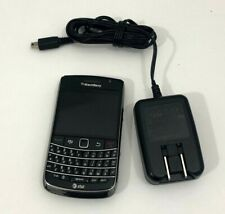 Blackberry Bold 9700 AT&T Smartphone w/AC Charger & Sim Good Condition Untested