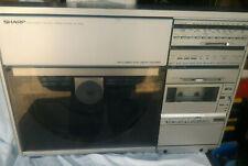 SHARP VZ-3500 Vintage Stereo System / HIFI / Record Player / Free Postage!!