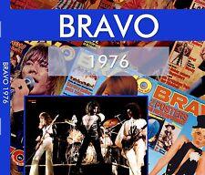 BRAVO 1976 - Alle Ausgaben des Jahres komplett im pdf Format - IM DIGIPACK!!!
