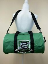 NWT Harry Potter Slytherin Loot Crate Exclusive Green Duffle Gym Bag