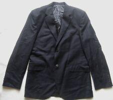 Caballeros caramelo chaqueta en azul oscuro a cuadros/talla 50/Nuevo