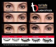 New Tori Belle Wonderlash Magnetic Lashes And Grey Liner Bundle