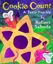 Cookie Count : A Tasty Pop-up by Robert Sabuda (1997, Novelty Book)