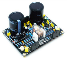 LM3886+NE5532 DC Servo Mounted 2x68W Current Dynamic Feedback Amplifier Board