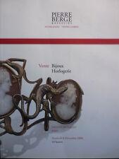 Catalogue de Vente : Pierre Bergé - Bijoux Joaillerie Montre de poche ancienne