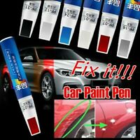 Auto Car Coat Paint Body Care Pen Touch Up Scratch Repair Remover Applicator