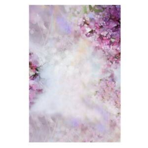 Wedding Photography Background Romantic Flowers Wall Photo Props Backdrop Decor