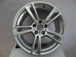 BMW X3 F25 X4 F26 M PAKET 19 ZOLL Original 1 Stück Alufelge Felge Aluminium RiM
