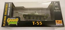 Easy Model MRC 1/72 T55 USSR Army Tank Model Built Up 35026