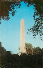 Tercentenary Monument Jamestown Virginia VA Postcard