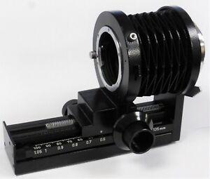 Leica Bellows for R series Leica R Series Macro Bellows