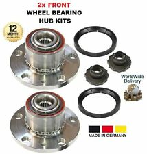 SKODA FABIA 1.2 1.4 1.6 1.9 TDI 16v 1999-->ON NEW 2x FRONT WHEEL BEARING HUB KIT