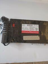 X-FINITY Motorola HDMI Cable Box & power adaptor (HDMI, Digital/Optical Audio)