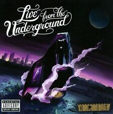 Live from the Underground [PA] by Big K.R.I.T. (CD, Jun-2012, Def Jam USA) New!