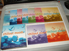 Chillout Moods (2001)  8 cd + BONUS FENG SHUI CD BOX SET Ex Condition