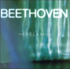 [CD ] BEETHOVEN FOR RELAXATION - BEETHOVEN FOR RELAXATION GALWAY/WAND/PREVIN/