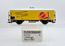 FLEISCHMANN HO SCALE 5320 DB SINALCO REEFER #081 2215-8