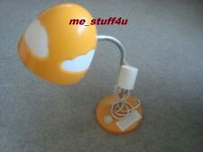 Ikea Lamp Skojig Desk Lamp Clouds Orange Table Lamp Children's Lamp