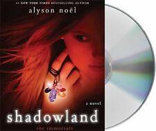 Shadowland 3 by Alyson Noël (2009, CD, Unabridged)