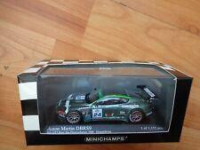 MINICHAMPS 1/43 ASTON MARTIN DBRS 9 BMS SCUDERIA ITALIA SPA 2006 #24 DIECAST CAR