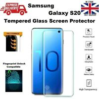 Full Tempered Glass Screen Protector for Smasung Galaxy S20 6.2 Inches SM-G980F