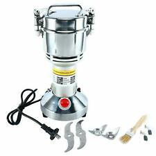 Electric Mill Grinder Machine Corn Grain Rice Dry Wheat Feed Cutter 350g 2019top
