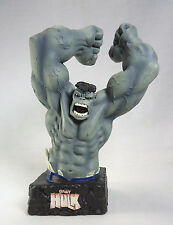 Marvel Gray HULK Bust / Statue by Dynamic Forces Ltd Ed. 1256/1963