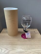 Brand New In Box Ladies Gift Glass