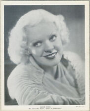 Alice Faye 1936 R95 8x10 Linen Textured Premium Photo - KING OF BURLESQUE