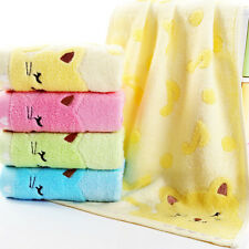 Soft Cotton Baby Infant Newborn Bath Towel Washcloth Feeding Wipe Cloth Durable~